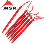 MSR Mini Groundhog Tent Stakes (6 pack)