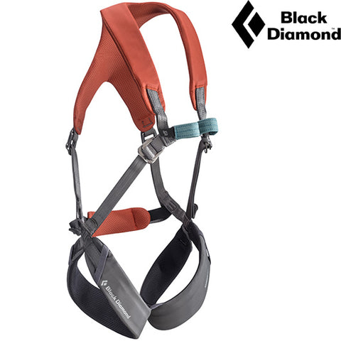 Black Diamond Kid's Momentum Full Body