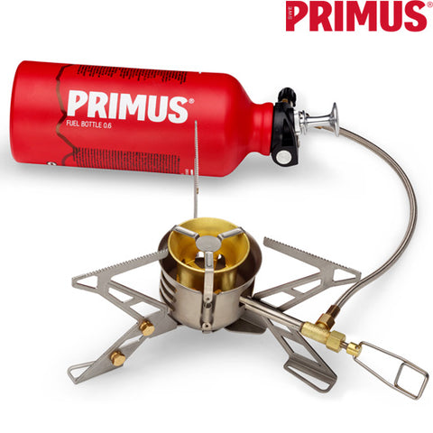 Primus OmniFuel II Multi-fuel and LP Gas Stove (inc. Bottle)