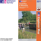 Ordnance Survey Explorer 1:25k Maps