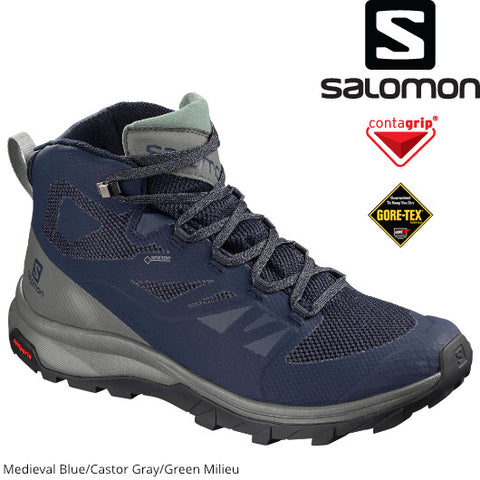 Salomon Outline Mid GTX Mens