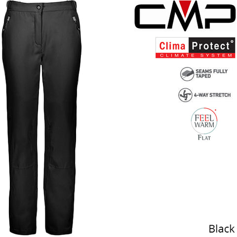 CMP Women Patmore Stretch Ski Pants Short Leg