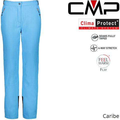 CMP Women Patmore Stretch Ski Pants Regular Leg