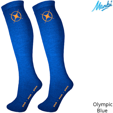 Manbi Junior Performance Ski Sock