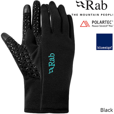 Rab Women Power Stretch Contact Grip Glove