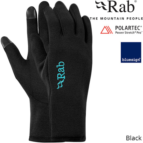 Rab Women Power Stretch Contact Glove