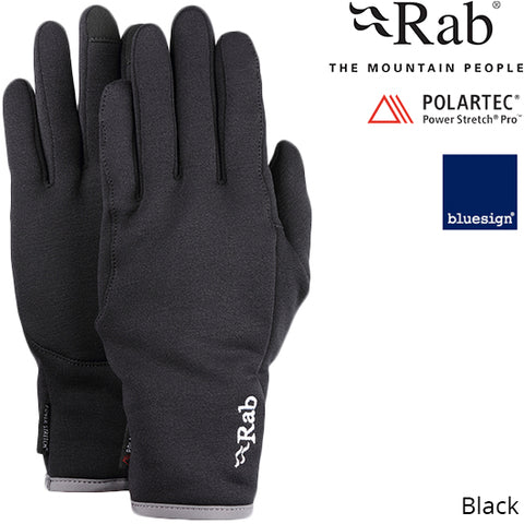 Rab Power Stretch Pro Contact Glove