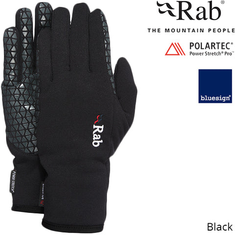 Rab Women Power Stretch Pro Grip Glove