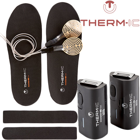 Therm-ic Set C-Pack 1300 + Heat Kit