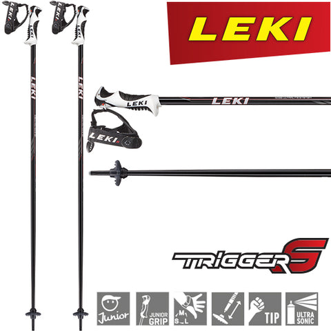 Leki Speed Lite S