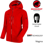 Mammut - Men's Stoney HS Jacket, Magma