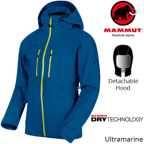 Mammut Stoney HS Jacket Ultramarine