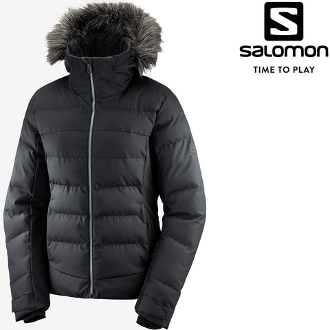 Salomon - Women's Stormcozy Jacket, Black