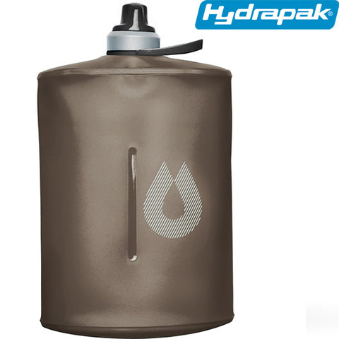 Hydrapak Stow Flexible Bottle, 1l