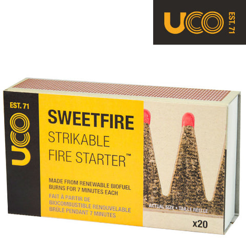 UCO Sweetfire Strikeable Fire Starter
