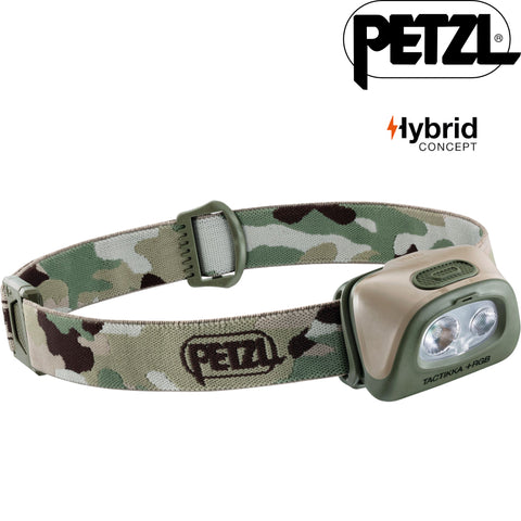 Petzl - TacTikka +RGB LED Headlamp (350 LUMENS)