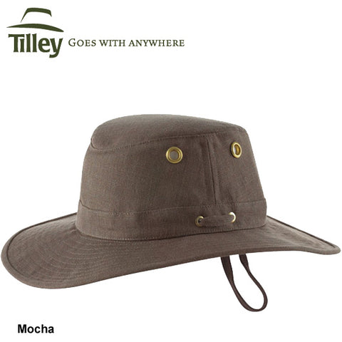 Tilley Endurables TH4 Hemp Broader Brim