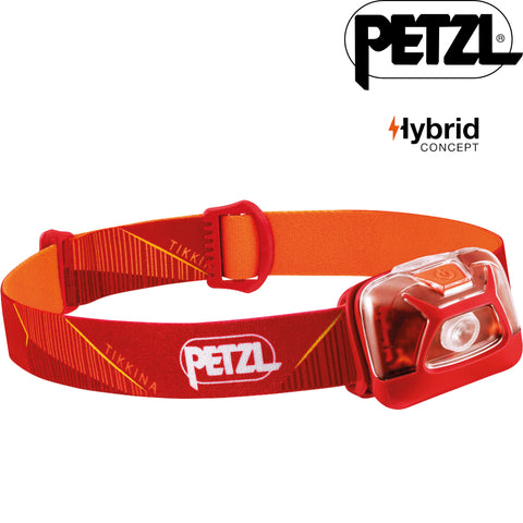 Petzl - Tikkina LED Headlamp (250 LUMENS)