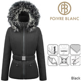 Poivre Blanc Womens Traditional Stretch Ski Jacket