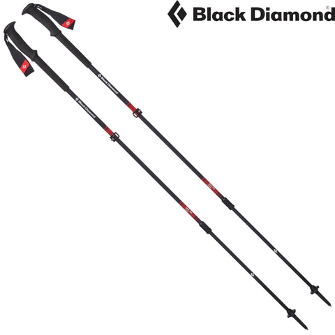 Black Diamond - Men's Trail Pro Trekking Poles (Pair)