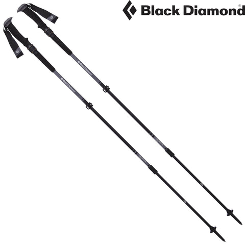 Black Diamond - Men's Trail Shock Pro Trekking Poles (pair)
