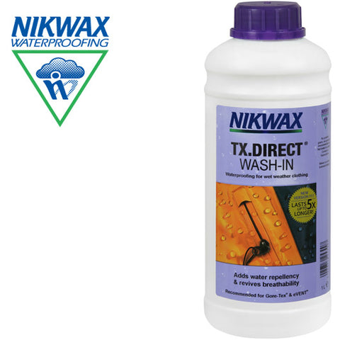 Nikwax TX.Direct Wash-In 1Litre