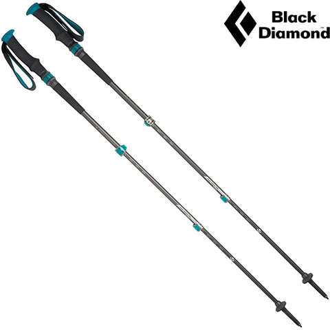 Black Diamond Women's Trail Shock Pro Trekking Poles (Pair)