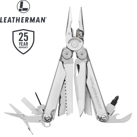 Leatherman - Wave Plus