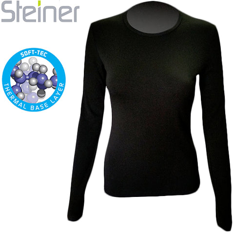 Steiner Women Soft-Tec Long Sleeve Vest