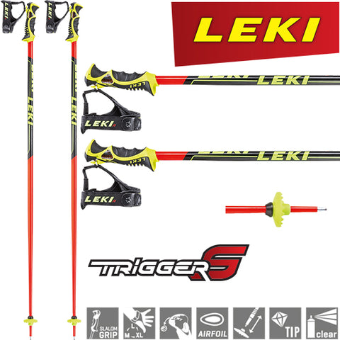Leki Worldcup Racing SL
