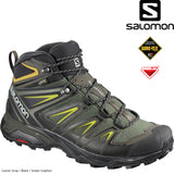 Salomon - Men's X-Ultra 3 Mid GTX