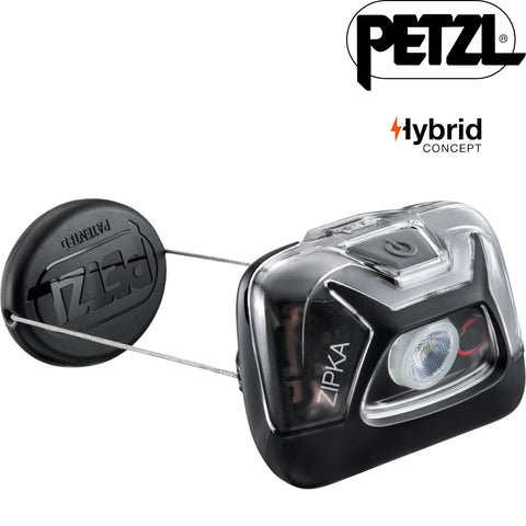 Petzl - Zipka LED Headlamp (300 LUMENS)