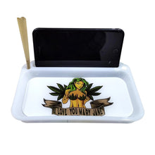 Load image into Gallery viewer, LED Lights Rolling Tray