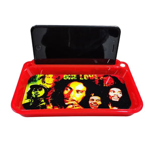 LED Lights Rolling Tray