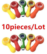 Load image into Gallery viewer, 10  silicone pipes - CannArtisan