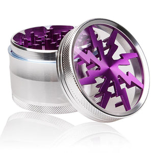 5pcs  Powerful lightning GRINDER - CannArtisan