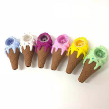 Load image into Gallery viewer, 10pcs Silicone pipe ice cream - CannArtisan