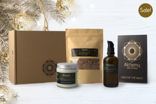 CARE-MAS BODY RITUAL ✸ CHRISTMAS GIFT SET