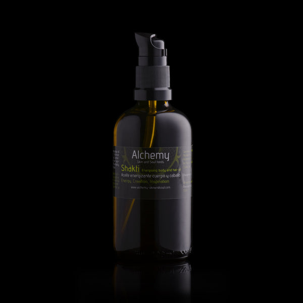 SHAKTI Energizing body oil