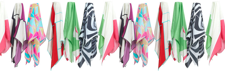Silk Scarves UK