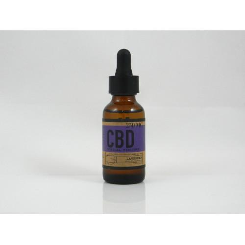 Lavender 30 ML / 250 MG CBD Oil Tincture