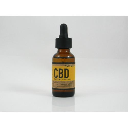 Meyer Lemon 30 ML 250 MG CBD Oil Tincture