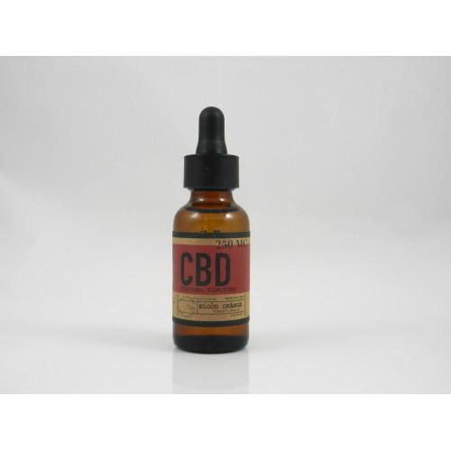 Blood Orange 30 ML / 250 MG CBD Oil Tincture