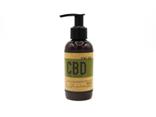 Load image into Gallery viewer, Mint 4 OZ / 100 MG CBD Lotion