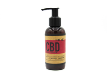 Load image into Gallery viewer, Blood Orange 4 OZ / 100 MG CBD Lotion