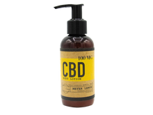 Load image into Gallery viewer, Meyer Lemon 4 OZ / 100 MG CBD Lotion