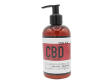 Load image into Gallery viewer, Blood Orange 8 OZ / 200 MG CBD Lotion