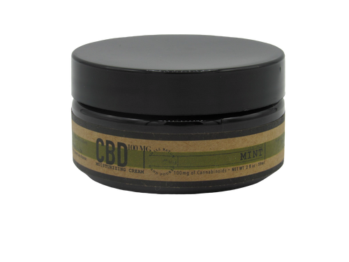 Mint 2 OZ / 100 MG CBD Salve