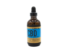 Load image into Gallery viewer, Eucalyptus 120 ML / 1000 MG CBD Oil Tincture