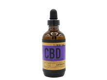 Load image into Gallery viewer, Lavender 120 ML / 1000 MG CBD Oil Tincture